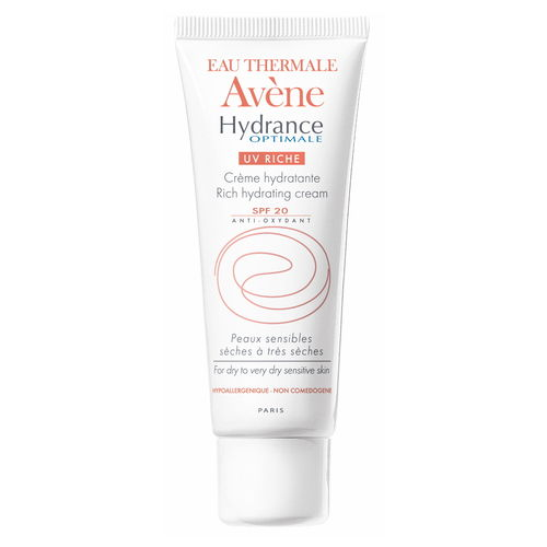 AVENE HYDRANCE OPTIMALE RICH SPF 20 kosteusvoide 40 ml