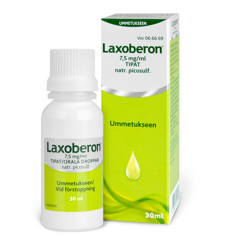 LAXOBERON 7,5 mg/ml tipat 30 ml