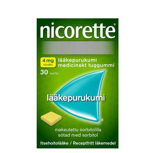 Nikotiinipurukumi Hampaat