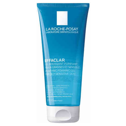 * * LA ROCHE-POSAY EFFACLAR PURIFYING FOAMING GEL puhdistusgeeli 200 ml