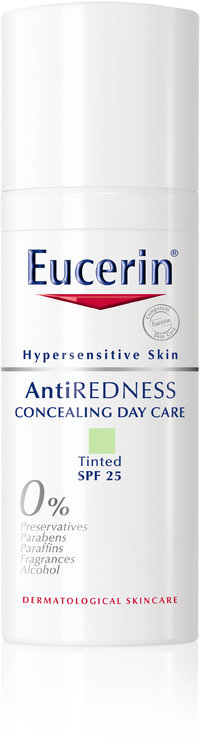 * * EUCERIN ANTI-REDNESS CONCEALING DAY CARE SPF 25+ päivävoide 50 ml