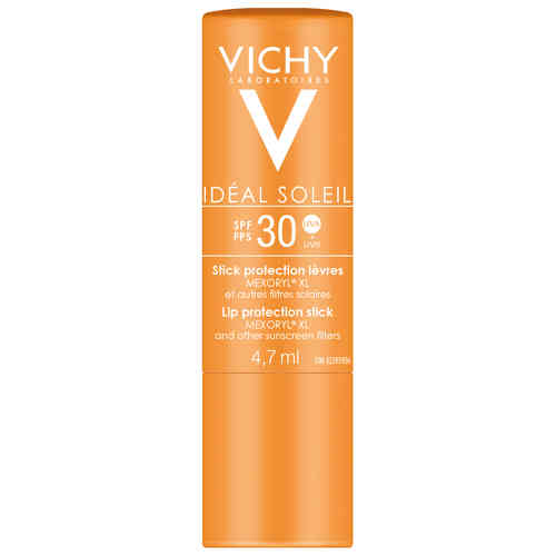 VICHY IDEAL SOLEIL LIP PROTECTION STICK aurinkovoide huulille SPF 30