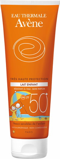 AVENE VERY HIGH PROTECTION LOTION FOR CHILDREN SPF 50+ aurinkovoide 250 ml