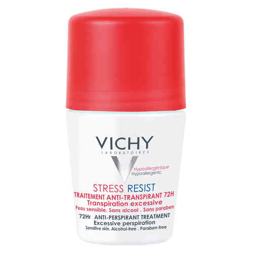 VICHY DEO 72h STRESS RESIST antiperspirantti roll-on 50 ml