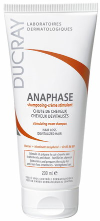 * * DUCRAY ANAPHASE shampoo 200 ml