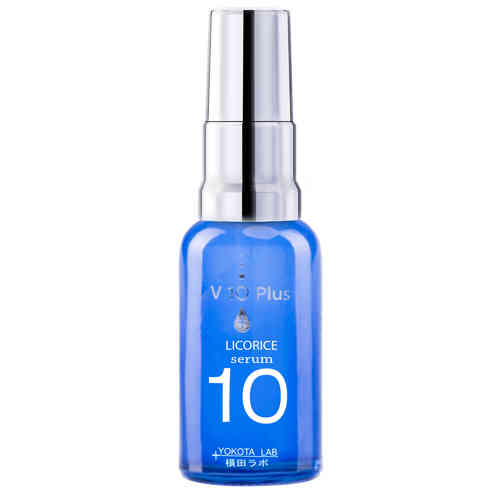 * * V10 PLUS LICORICE seerumi 30 ml