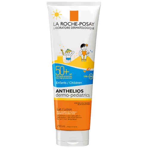 LA ROCHE-POSAY ANTHELIOS CHILDREN SPF 50+ aurinkovoide lapsille 250 ml