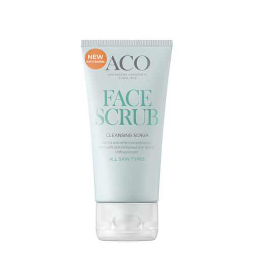 ACO FACE CLEANSING SCRUB kuorintavoide 50 ml