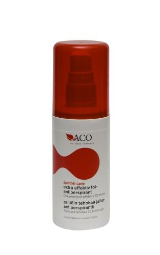 aco extra effektiv antiperspirant special care