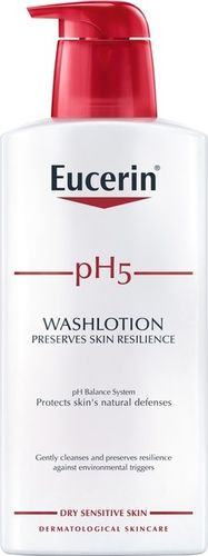 EUCERIN PH5 WASHLOTION PESUVOIDE 400 ML
