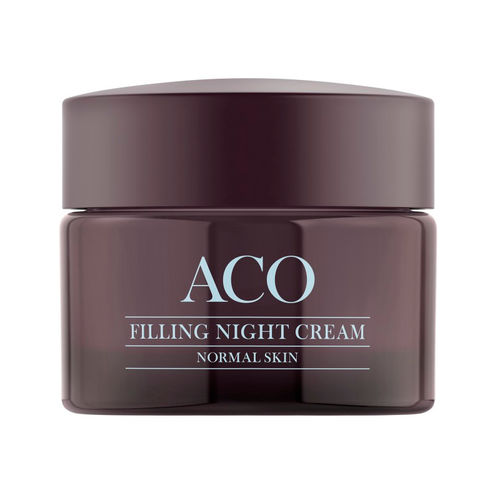 ACO PREMIUM FILLING NIGHT CREAM ANTI AGE yövoide normaalille ja sekaiholle 50 ml