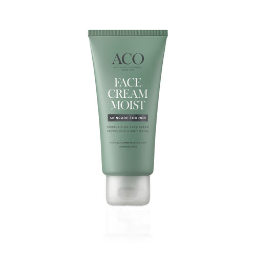 ACO FOR MEN FACE CREAM MOIST kosteusvoide 60 ml