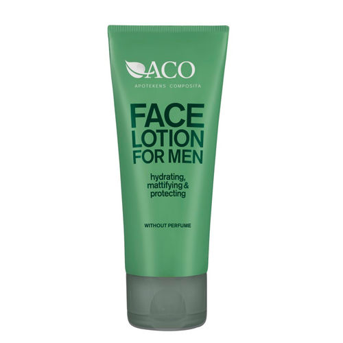 ACO FOR MEN FACE LOTION kosteusvoide 60 ml