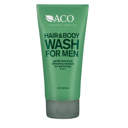 ACO FOR MEN HAIR and BODY WASH 2in1 vartalo- ja suihkugeeli 200 ml