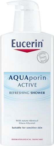 EUCERIN AQUAPORIN ACTIVE REFRESHING suihkugeeli 400 ml
