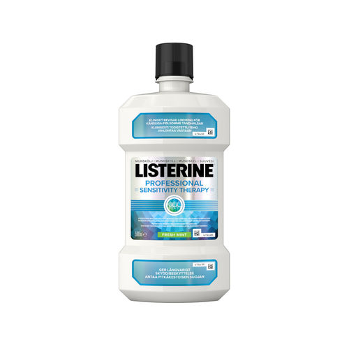 LISTERINE PROFESSIONAL SENSITIVITY THERAPY suuvesi 500 ml *