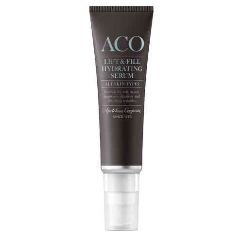 ACO PREMIUM LIFT and FILL ANTI AGE SERUM 40+ seerumi kaikille ihotyypeille 30 ml