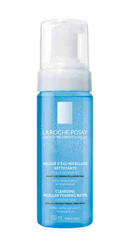 LA ROCHE-POSAY CLEANSING MICELLAR FOAMING WATER puhdistusvaahto 150 ml