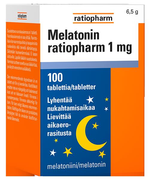 melatonin ratiopharm 1 mg melatoniini tabletti yliopiston. Black Bedroom Furniture Sets. Home Design Ideas