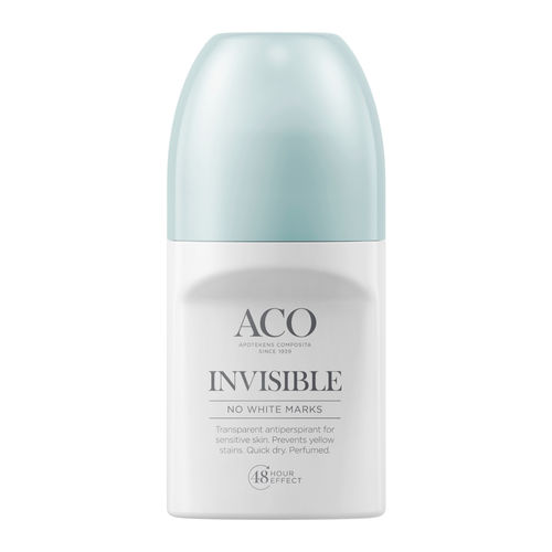 ACO DEO INVISIBLE antiperspirantti 50 ml