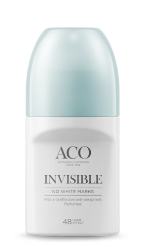 * * ACO DEO INVISIBLE antiperspirantti 50 ml