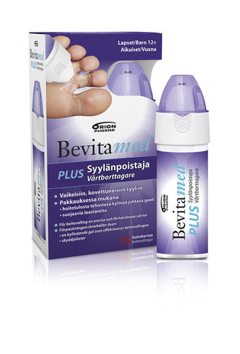 BEVITAMED PLUS syylänpoistaja 50 ml *