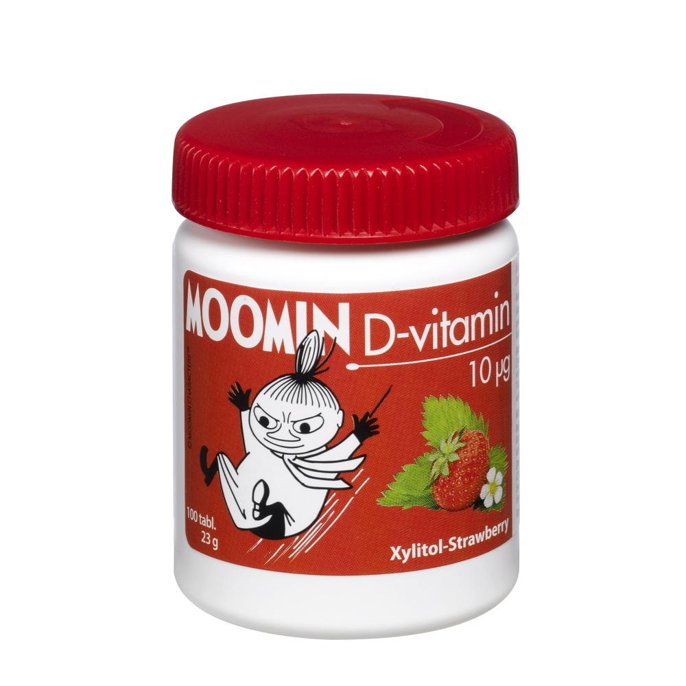 D-Vitamiini Saantisuositus