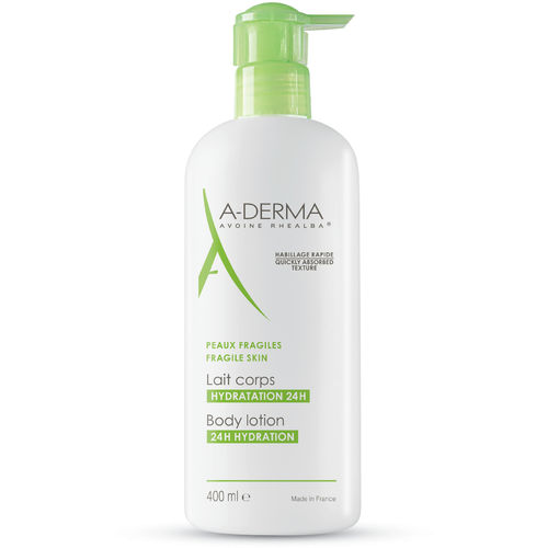 A-DERMA ESSENTIALS BODY LOTION kosteusvoide 400 ml