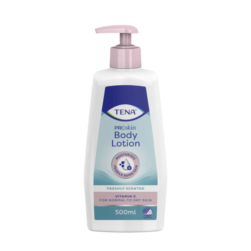 TENA PROSKIN BODY LOTION kosteusemulsio 500 ml **