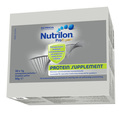 NUTRILON PROTEIN SUPPLEMENT proteiinilisä 50 x 1 g *