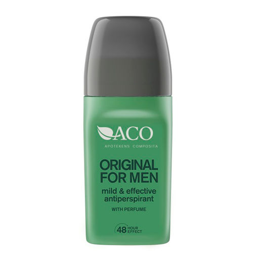 * * ACO FOR MEN ORIGINAL DEO antiperspirantti 75 ml