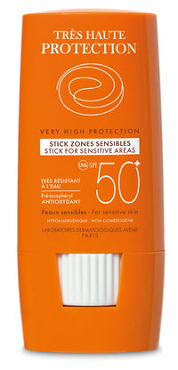 AVENE VERY HIGH PROTECTION STICK SPF 50+ aurinkosuojapuikko 8 g