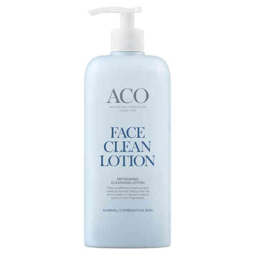 ACO FACE CLEAN REFRESHING puhdistusemulsio 400 ml