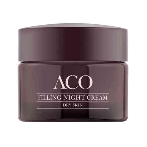 ACO PREMIUM FILLING NIGHT CREAM ANTI AGE yövoide kuivalle iholle 50 ml