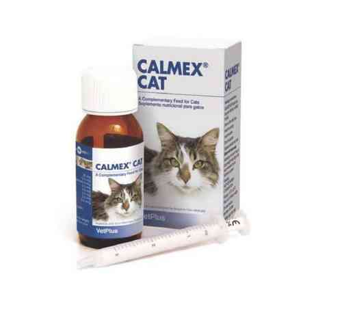 CALMEX CAT liuos 60 ml