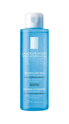 LA ROCHE-POSAY EYE MAKE-UP REMOVER silmämeikin poistoaine 125 ml