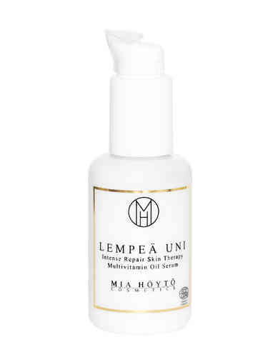 * * MIA HÖYTÖ LEMPEÄ UNI MULTIVITAMIN OIL SERUM seerumi 30 ml **