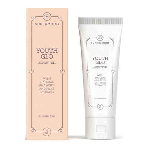SUPERMOOD YOUTH GLO LUXURY PEEL kuorinta 75 ml *