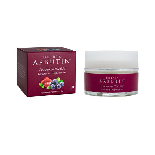 ARBUTIN COUPEROSA yövoide 50 ml