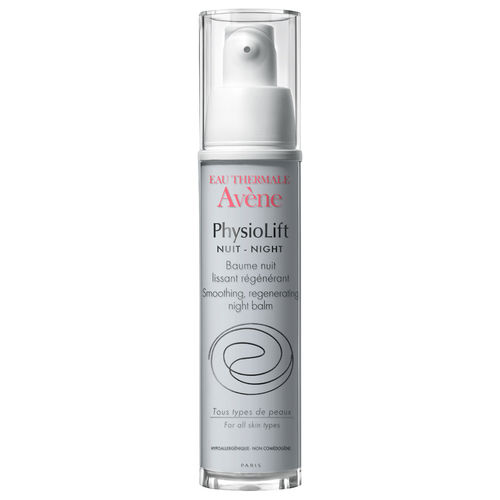 AVENE PHYSIOLIFT SMOOTHING REGENERATING NIGHT BALM kiinteyttävä yövoide 30 ml