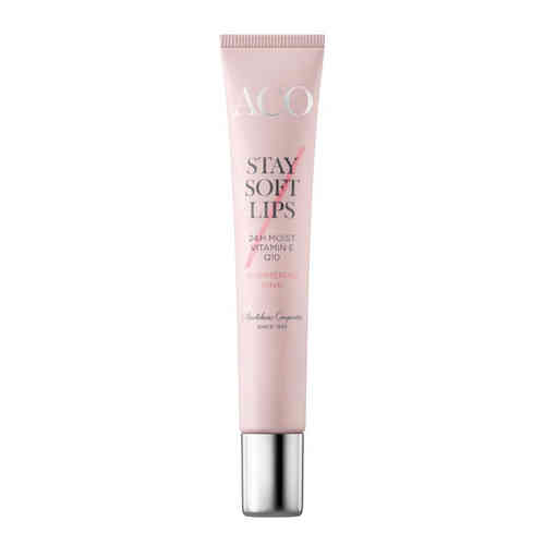 ACO STAY SOFT LIPS ravitseva huulivoide 12 ml