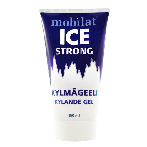MOBILAT ICE STRONG kylmägeeli tuubi 150 ml