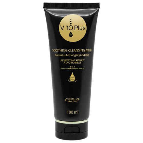 * * V10 PLUS SOOTHING CLEANSING MILK puhdistusmaito 100 ml