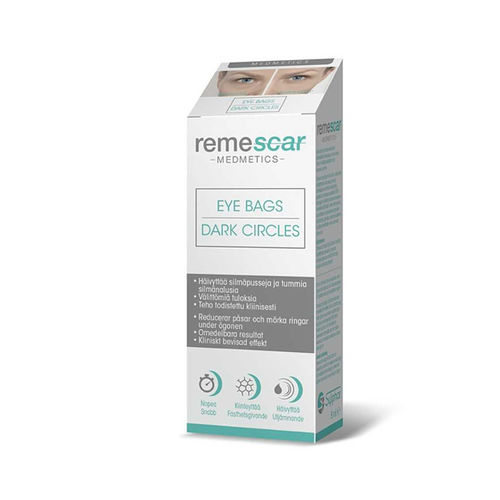* * REMESCAR EYE BAGS and DARK CIRCLES silmänympärysvoide 8 ml