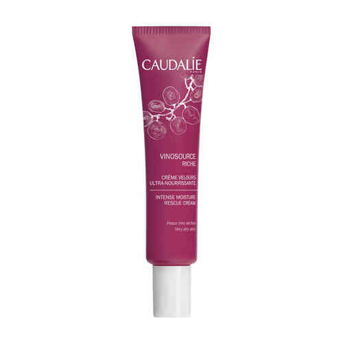 CAUDALIE VINOSOURCE INTENSE MOISTURE RESCUE hoitovoide 40 ml *