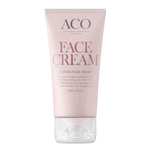 ACO FACE CARING FACE CREAM hajusteeton hoitovoide 50 ml