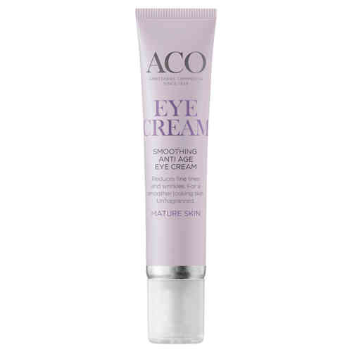 ACO FACE SMOOTHING ANTI AGE EYE CREAM silmänympärysvoide 15 ml