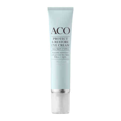 ACO PREMIUM PROTECT and RESTORE EYE CREAM silmänympärysvoide 15 ml