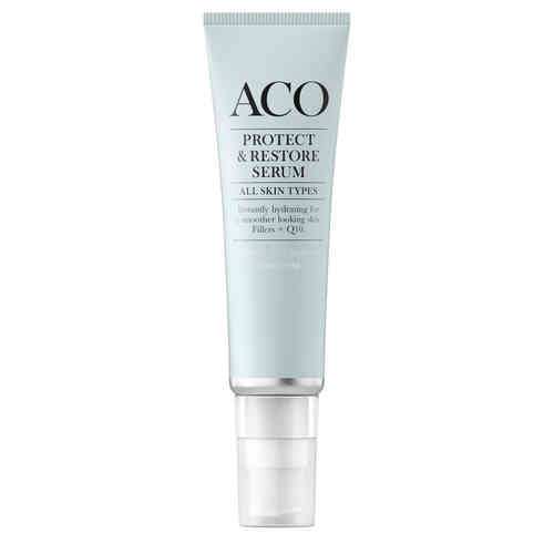 ACO PREMIUM PROTECT and RESTORE SERUM seerumi kaikille ihotyypeille 30 ml