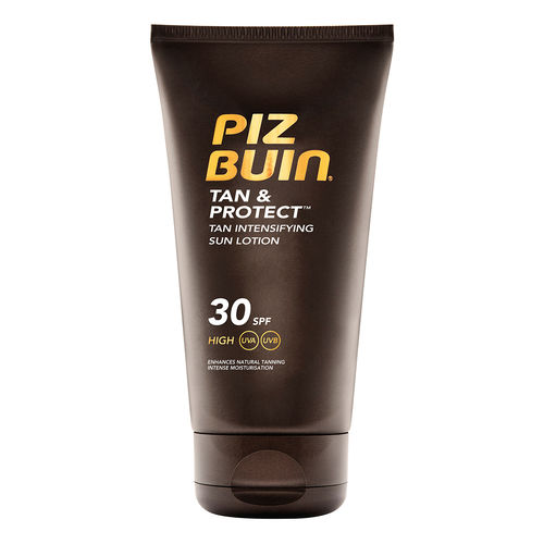 PIZ BUIN TAN and PROTECT SUN LOTION SPF 30 aurinkovoide 150 ml